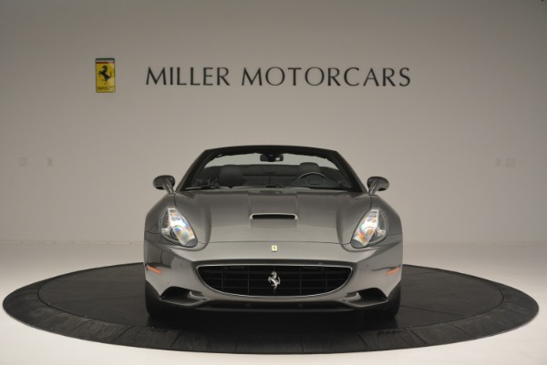 Used 2010 Ferrari California for sale Sold at Alfa Romeo of Greenwich in Greenwich CT 06830 12
