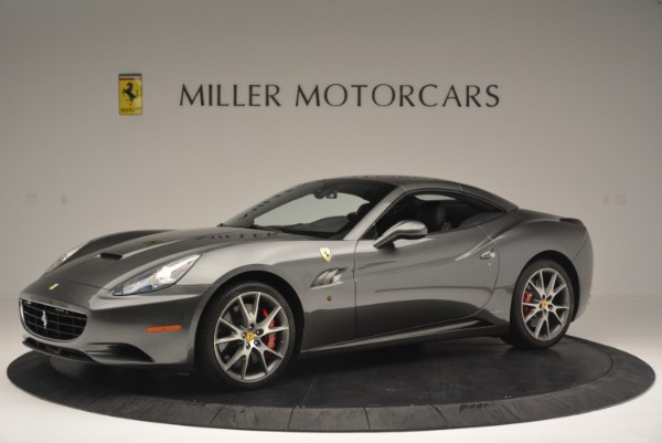 Used 2010 Ferrari California for sale Sold at Alfa Romeo of Greenwich in Greenwich CT 06830 14