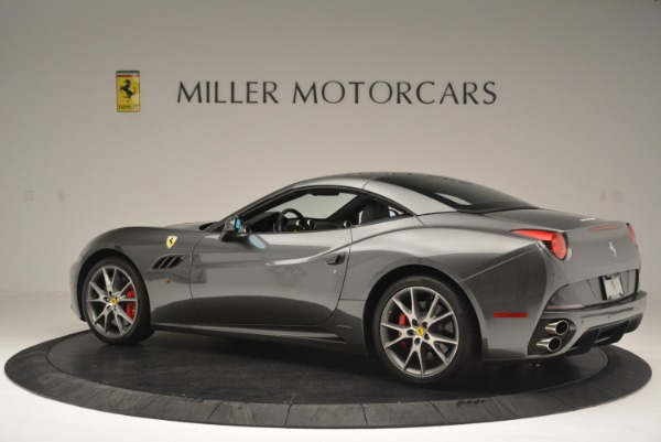 Used 2010 Ferrari California for sale Sold at Alfa Romeo of Greenwich in Greenwich CT 06830 16