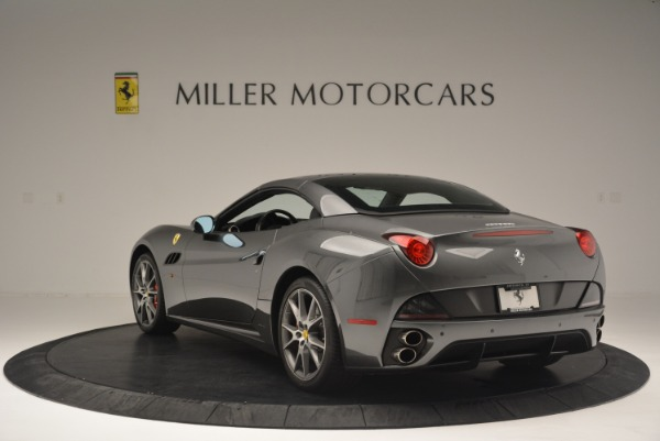 Used 2010 Ferrari California for sale Sold at Alfa Romeo of Greenwich in Greenwich CT 06830 17