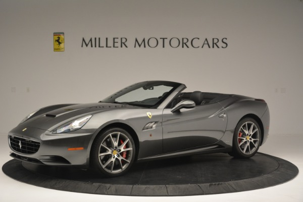 Used 2010 Ferrari California for sale Sold at Alfa Romeo of Greenwich in Greenwich CT 06830 2