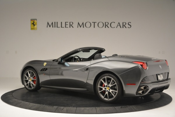Used 2010 Ferrari California for sale Sold at Alfa Romeo of Greenwich in Greenwich CT 06830 4