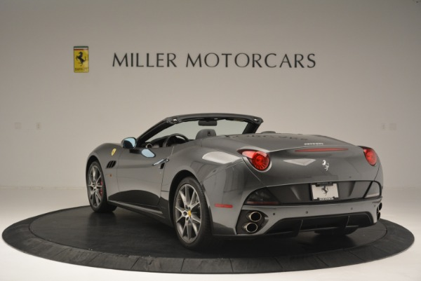 Used 2010 Ferrari California for sale Sold at Alfa Romeo of Greenwich in Greenwich CT 06830 5