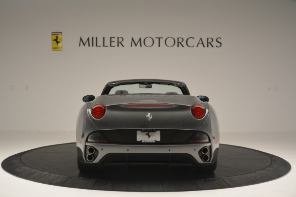 Used 2010 Ferrari California for sale Sold at Alfa Romeo of Greenwich in Greenwich CT 06830 6