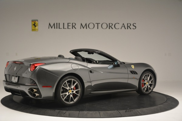 Used 2010 Ferrari California for sale Sold at Alfa Romeo of Greenwich in Greenwich CT 06830 8