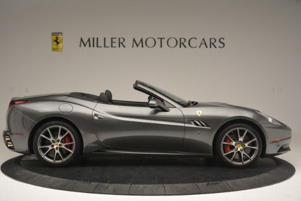Used 2010 Ferrari California for sale Sold at Alfa Romeo of Greenwich in Greenwich CT 06830 9