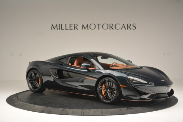 New 2018 McLaren 570GT Coupe for sale Sold at Alfa Romeo of Greenwich in Greenwich CT 06830 10