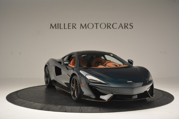 New 2018 McLaren 570GT Coupe for sale Sold at Alfa Romeo of Greenwich in Greenwich CT 06830 11