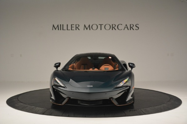 New 2018 McLaren 570GT Coupe for sale Sold at Alfa Romeo of Greenwich in Greenwich CT 06830 12