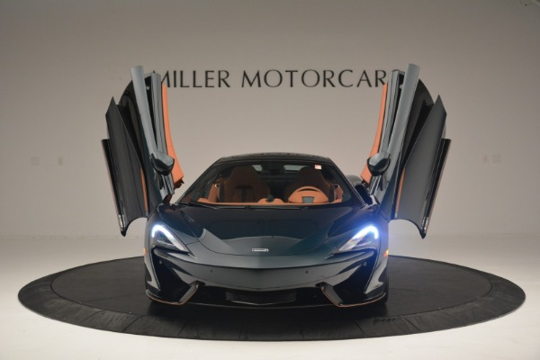 New 2018 McLaren 570GT Coupe for sale Sold at Alfa Romeo of Greenwich in Greenwich CT 06830 13