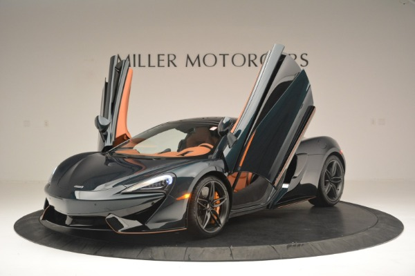 New 2018 McLaren 570GT Coupe for sale Sold at Alfa Romeo of Greenwich in Greenwich CT 06830 14