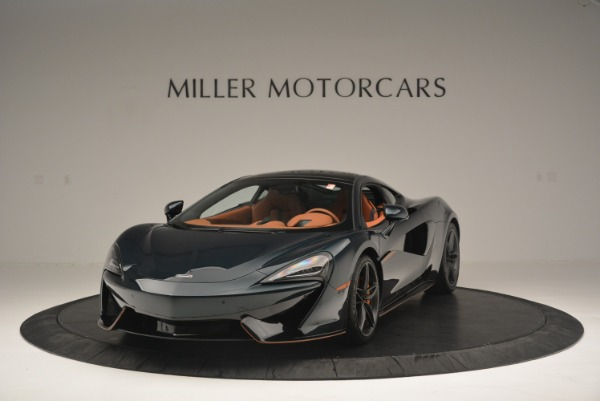 New 2018 McLaren 570GT Coupe for sale Sold at Alfa Romeo of Greenwich in Greenwich CT 06830 2
