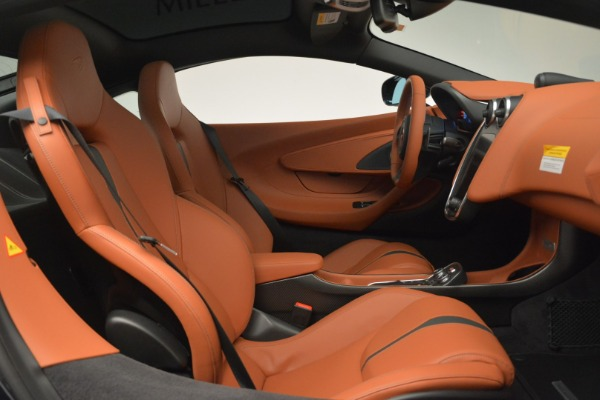 New 2018 McLaren 570GT Coupe for sale Sold at Alfa Romeo of Greenwich in Greenwich CT 06830 20