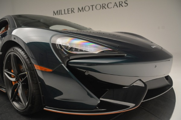 New 2018 McLaren 570GT Coupe for sale Sold at Alfa Romeo of Greenwich in Greenwich CT 06830 24