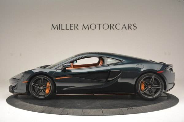New 2018 McLaren 570GT Coupe for sale Sold at Alfa Romeo of Greenwich in Greenwich CT 06830 3