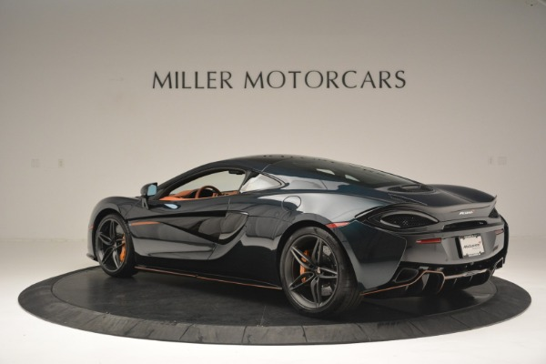 New 2018 McLaren 570GT Coupe for sale Sold at Alfa Romeo of Greenwich in Greenwich CT 06830 4