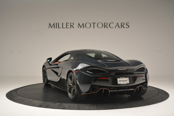 New 2018 McLaren 570GT Coupe for sale Sold at Alfa Romeo of Greenwich in Greenwich CT 06830 5