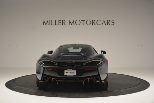 New 2018 McLaren 570GT Coupe for sale Sold at Alfa Romeo of Greenwich in Greenwich CT 06830 6