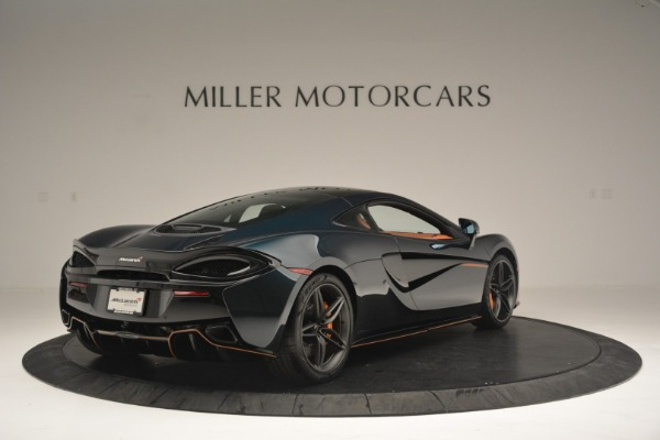New 2018 McLaren 570GT Coupe for sale Sold at Alfa Romeo of Greenwich in Greenwich CT 06830 7