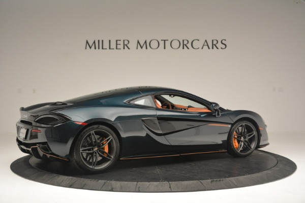 New 2018 McLaren 570GT Coupe for sale Sold at Alfa Romeo of Greenwich in Greenwich CT 06830 8