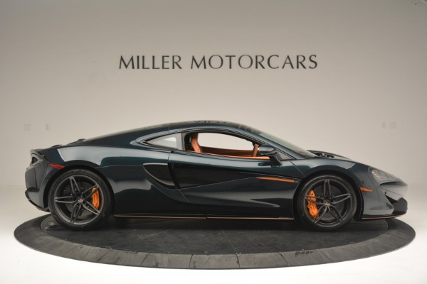 New 2018 McLaren 570GT Coupe for sale Sold at Alfa Romeo of Greenwich in Greenwich CT 06830 9