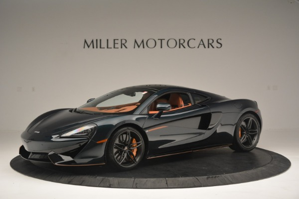 New 2018 McLaren 570GT Coupe for sale Sold at Alfa Romeo of Greenwich in Greenwich CT 06830 1