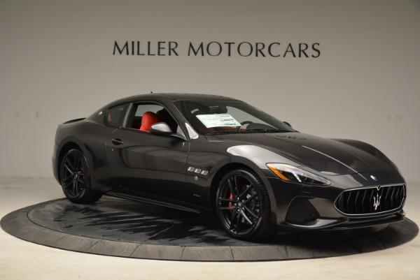 New 2018 Maserati GranTurismo Sport for sale Sold at Alfa Romeo of Greenwich in Greenwich CT 06830 10