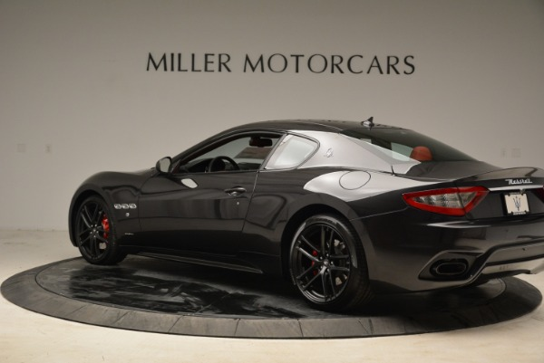 New 2018 Maserati GranTurismo Sport for sale Sold at Alfa Romeo of Greenwich in Greenwich CT 06830 4