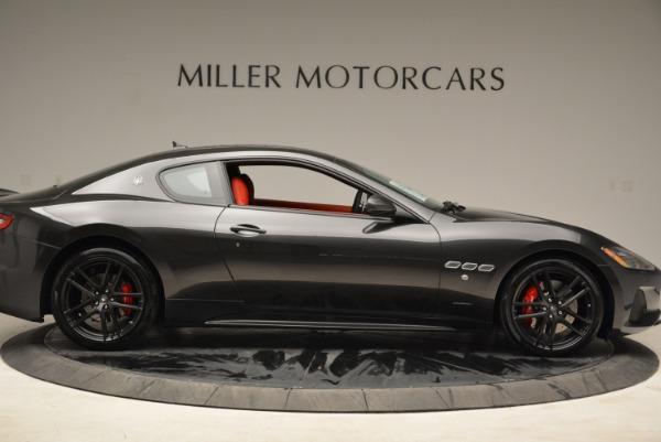 New 2018 Maserati GranTurismo Sport for sale Sold at Alfa Romeo of Greenwich in Greenwich CT 06830 9