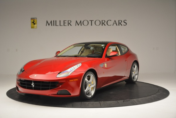 Used 2014 Ferrari FF for sale Sold at Alfa Romeo of Greenwich in Greenwich CT 06830 1