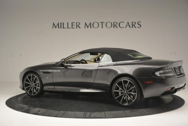 Used 2016 Aston Martin DB9 GT Volante for sale Sold at Alfa Romeo of Greenwich in Greenwich CT 06830 16