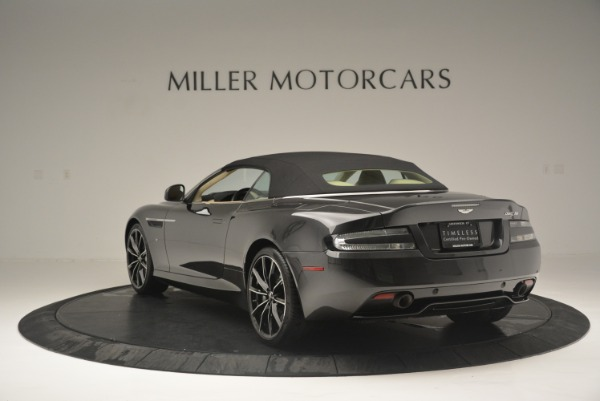 Used 2016 Aston Martin DB9 GT Volante for sale Sold at Alfa Romeo of Greenwich in Greenwich CT 06830 17