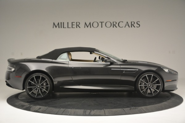 Used 2016 Aston Martin DB9 GT Volante for sale Sold at Alfa Romeo of Greenwich in Greenwich CT 06830 21