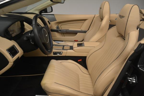 Used 2016 Aston Martin DB9 GT Volante for sale Sold at Alfa Romeo of Greenwich in Greenwich CT 06830 24