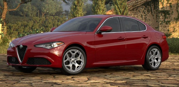 New 2018 Alfa Romeo Giulia Ti Q4 for sale Sold at Alfa Romeo of Greenwich in Greenwich CT 06830 1