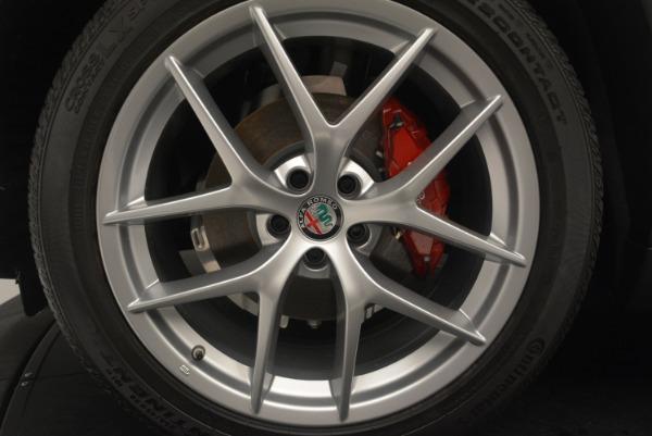 Used 2018 Alfa Romeo Stelvio Ti Sport Q4 for sale Sold at Alfa Romeo of Greenwich in Greenwich CT 06830 26