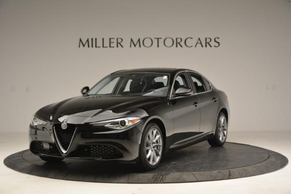 New 2018 Alfa Romeo Giulia Q4 for sale Sold at Alfa Romeo of Greenwich in Greenwich CT 06830 2