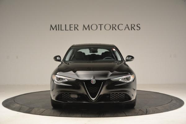 New 2018 Alfa Romeo Giulia Q4 for sale Sold at Alfa Romeo of Greenwich in Greenwich CT 06830 1
