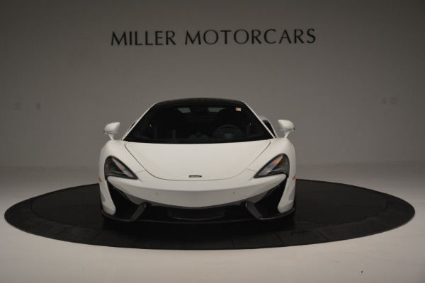 Used 2018 McLaren 570GT for sale Sold at Alfa Romeo of Greenwich in Greenwich CT 06830 12