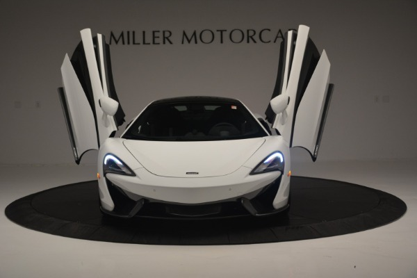 Used 2018 McLaren 570GT for sale Sold at Alfa Romeo of Greenwich in Greenwich CT 06830 13