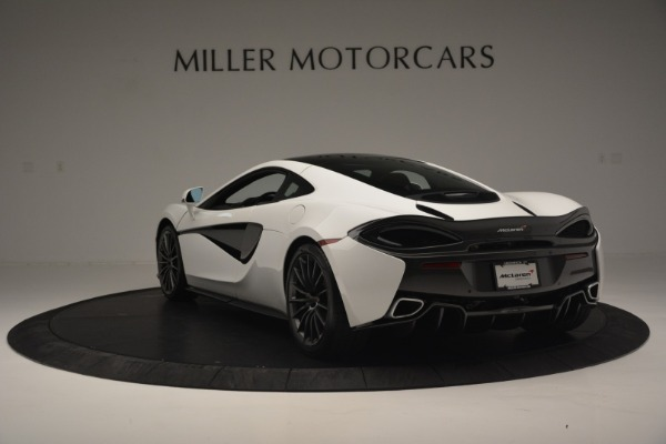 Used 2018 McLaren 570GT for sale Sold at Alfa Romeo of Greenwich in Greenwich CT 06830 5