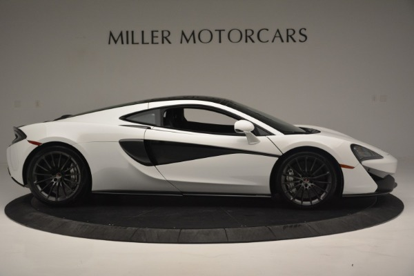 Used 2018 McLaren 570GT for sale Sold at Alfa Romeo of Greenwich in Greenwich CT 06830 9