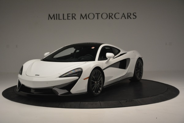 Used 2018 McLaren 570GT for sale Sold at Alfa Romeo of Greenwich in Greenwich CT 06830 1