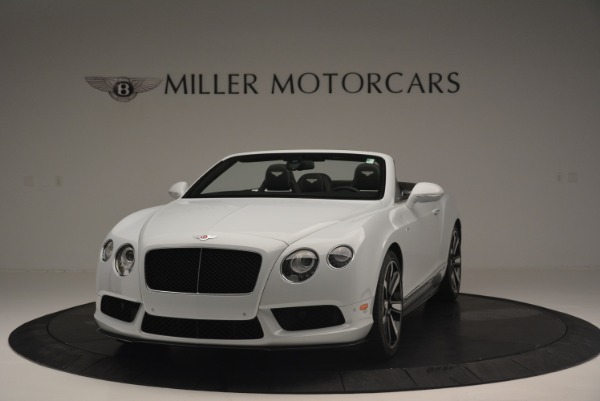 Used 2014 Bentley Continental GT V8 S for sale Sold at Alfa Romeo of Greenwich in Greenwich CT 06830 1