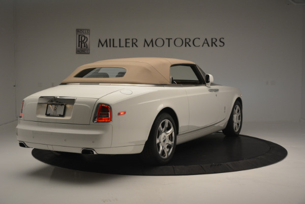Used 2013 Rolls-Royce Phantom Drophead Coupe for sale Sold at Alfa Romeo of Greenwich in Greenwich CT 06830 13