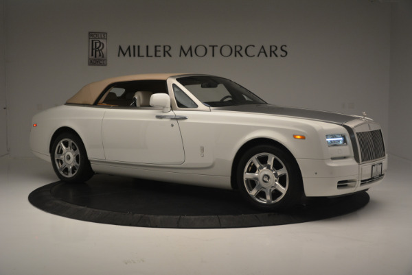 Used 2013 Rolls-Royce Phantom Drophead Coupe for sale Sold at Alfa Romeo of Greenwich in Greenwich CT 06830 15