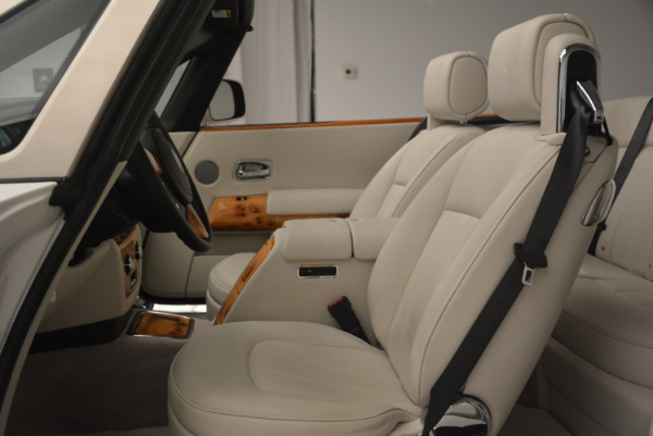 Used 2013 Rolls-Royce Phantom Drophead Coupe for sale Sold at Alfa Romeo of Greenwich in Greenwich CT 06830 26