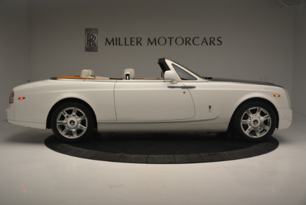 Used 2013 Rolls-Royce Phantom Drophead Coupe for sale Sold at Alfa Romeo of Greenwich in Greenwich CT 06830 6