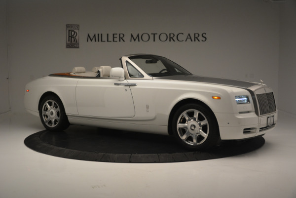 Used 2013 Rolls-Royce Phantom Drophead Coupe for sale Sold at Alfa Romeo of Greenwich in Greenwich CT 06830 7