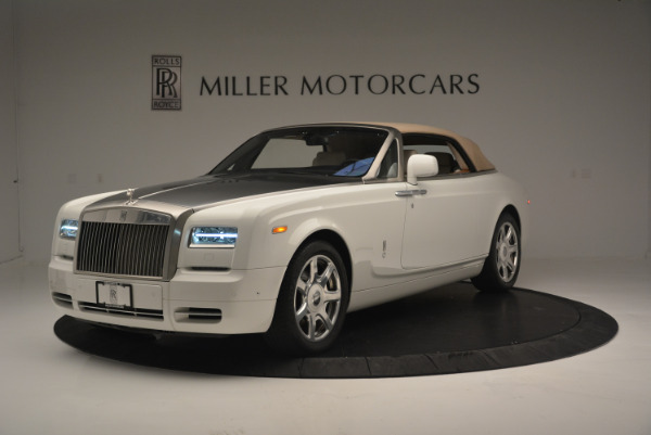 Used 2013 Rolls-Royce Phantom Drophead Coupe for sale Sold at Alfa Romeo of Greenwich in Greenwich CT 06830 9